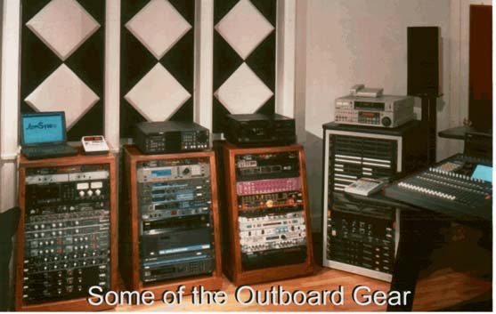 Some of the Outboard Gear